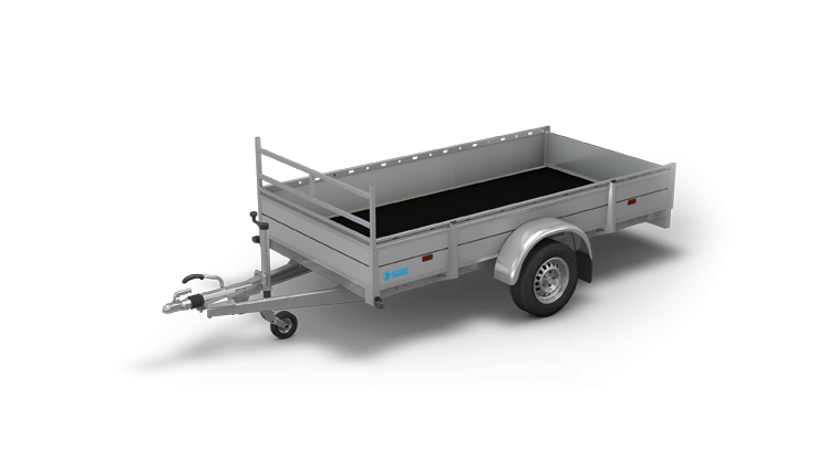 Azure l-1 plateauwagen