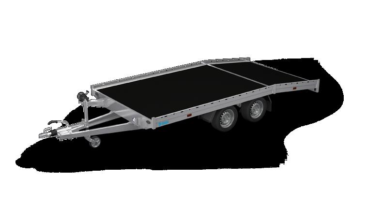 Indigo HF 2 autotransporter
