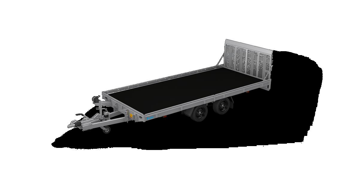 indigo - autotransportanhaenger