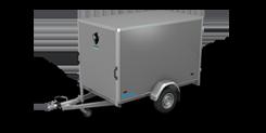 Hapert Sapphire - Box Van Trailers