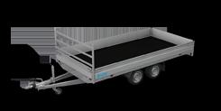Hapert Azure - Open Aanhangwagens