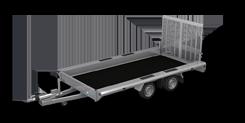 Hapert Indigo - Transport Aanhangwagens