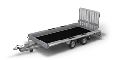 Hapert Indigo - Transporter Trailers